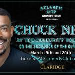 Chuck Nice at The Celebrity Theater
