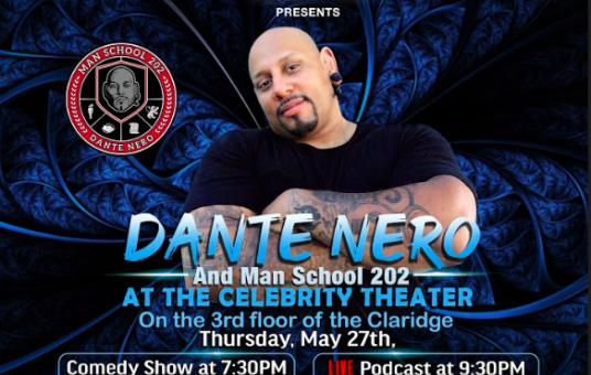 Dante Nero's Memorial Day Weekend Kickoff Show