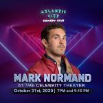 Mark Normand at The Celebrity Theatre